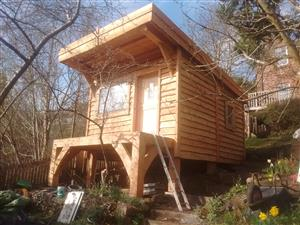 Outdoor studio, Angus (74K)